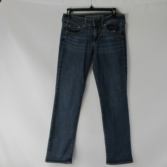 American Eagle Outfitters Denim - AEO American Eagle Outfitters Slim Straight Jeans